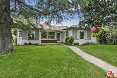 Single Family Home For Sale: 5501 Morella Avenue