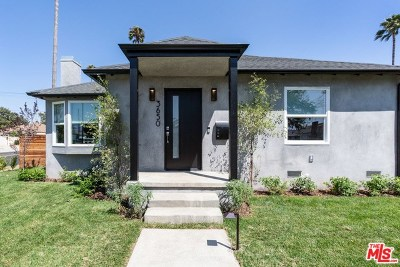 Los Angeles Single Family Home For Sale: 3650 Buckingham Road