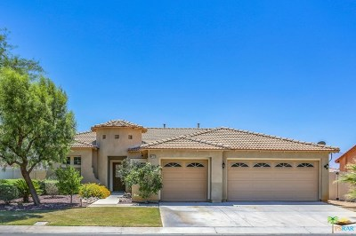 Desert Hot Springs Single Family Home For Sale: 64213 Appalachian Street