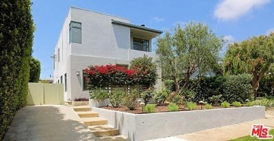 Pacific Palisades CA Single Family Home For Sale: $3,150,000