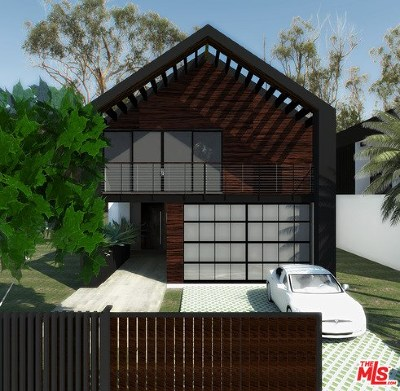 Studio City Single Family Home For Sale: 11464 W Canton Drive