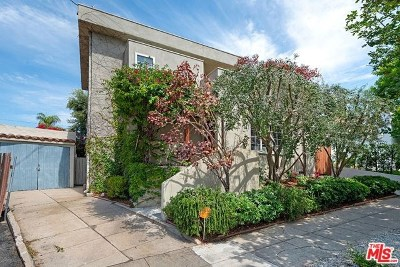 Los Angeles Single Family Home For Sale: 2811 Herkimer Street