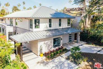 Santa Monica Single Family Home For Sale: 247 20th Street