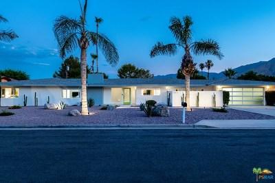 Palm Springs Single Family Home For Sale: 1143 E Via Altamira