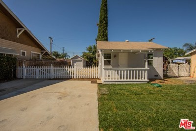 Riverside Single Family Home For Sale: 3332 Spruce Street