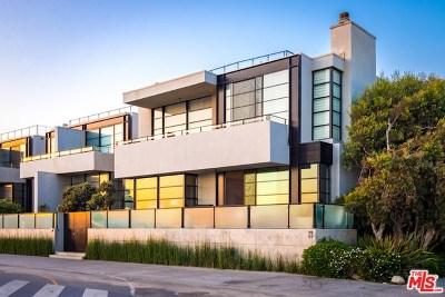 Venice Condo/Townhouse For Sale: 117 Ocean Front