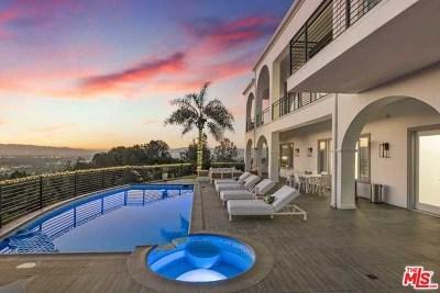 Sherman Oaks Single Family Home For Sale: 3846 Sherwood Place