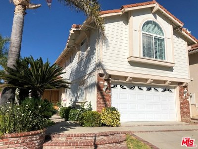 Porter Ranch CA Single Family Home For Sale: $775,000