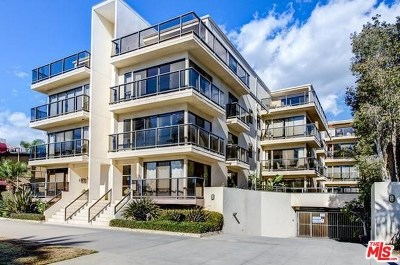 Santa Monica Condo/Townhouse For Sale: 833 Ocean Avenue #304
