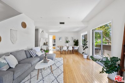 Santa Monica Condo/Townhouse For Sale: 1013 10th Street #1
