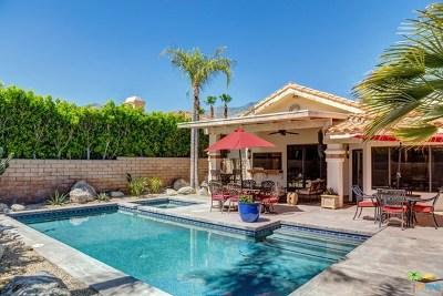 Palm Springs Single Family Home For Sale: 38260 Maracaibo Circle