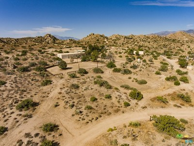Yucca Valley Single Family Home For Sale: 5654 Acoma Trail