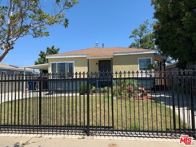 Harbor City Multi Family Home For Sale: 1511 254th Street