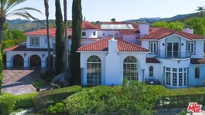 Brentwood, Calabasas, West Hills, Woodland Hills Single Family Home For Sale: 23480 Park Colombo