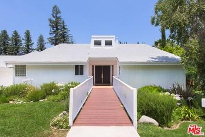 Woodland Hills Single Family Home For Sale: 21827 De La Luz Avenue