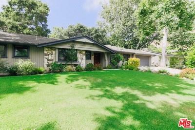 Malibu Single Family Home For Sale: 30611 Sicomoro Drive