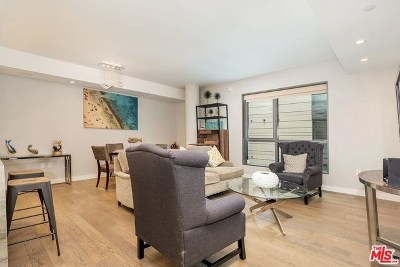 Santa Monica Condo/Townhouse For Sale: 1755 Ocean #702