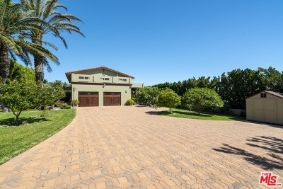 Malibu Single Family Home For Sale: 30506 Morning View Drive