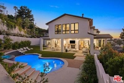 Studio City Single Family Home For Sale: 11747 Laurelwood Drive