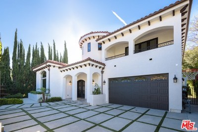 Single Family Home For Sale: 4239 Sepulveda
