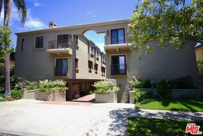 Studio City Condo/Townhouse For Sale: 4312 Tujunga Avenue #5