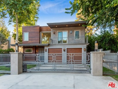 Single Family Home For Sale: 14229 Greenleaf Street