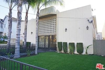 Sherman Oaks Multi Family Home For Sale: 5216 Kester Avenue