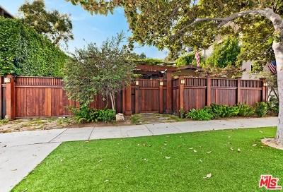 Santa Monica Single Family Home For Sale: 625 California Avenue