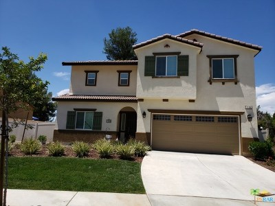 Calimesa Single Family Home For Sale: 1196 Pinehurst Drive