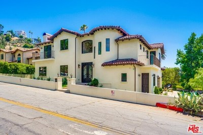 Burbank Single Family Home For Sale: 100 Country Club Drive