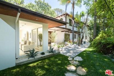 Sherman Oaks Single Family Home For Sale: 3930 Hollyline Avenue