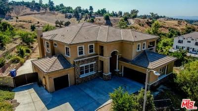Granada Hills Single Family Home For Sale: 12334 Longacre Avenue