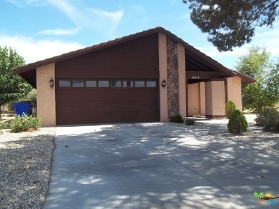 Helendale Single Family Home For Sale: 26859 Lakeview Drive