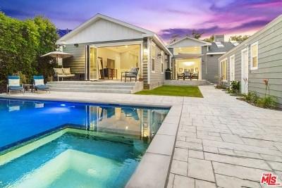 Sherman Oaks Single Family Home For Sale: 4166 Nagle Avenue