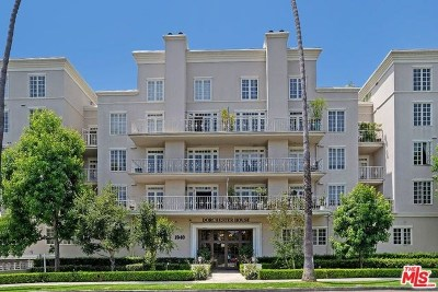 Santa Monica Condo/Townhouse For Sale: 1040 4th Street #406