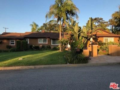 West Covina Single Family Home For Sale: 228 S Plateau Drive
