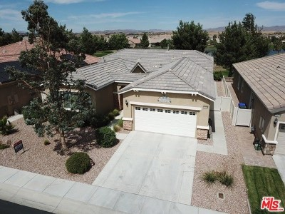 Apple Valley Single Family Home For Sale: 10189 Darby Road