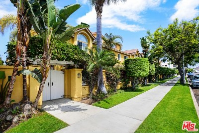 Los Angeles County Condo/Townhouse For Sale: 317 Garnet Street #H