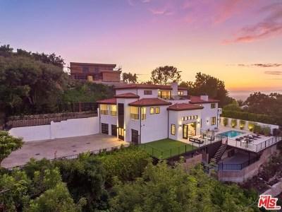 Sherman Oaks Single Family Home For Sale: 3708 Alomar Drive