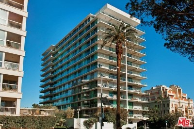 Santa Monica Condo/Townhouse For Sale: 535 Ocean Avenue #2A