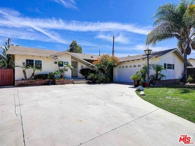West Covina Single Family Home For Sale: 841 W Lucille Avenue