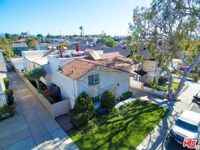 Redondo Beach Multi Family Home For Sale: 2118 Carnegie Lane