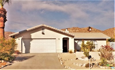 Desert Hot Springs Single Family Home For Sale: 9282 El Mirador Boulevard