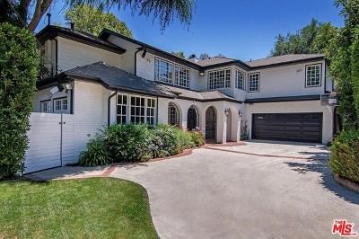 Sherman Oaks Single Family Home For Sale: 4054 Stone Canyon Avenue