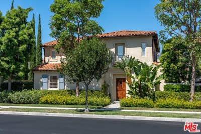 Irvine Single Family Home For Sale: 51 Arborside