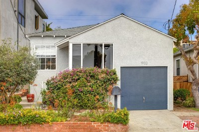 Hermosa Beach Single Family Home For Sale: 1932 Ava Avenue