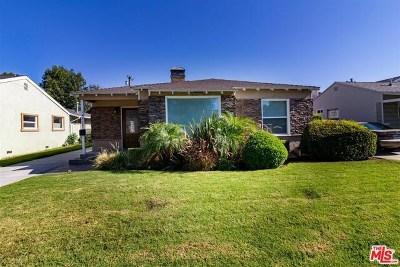 Single Family Home For Sale: 14337 Martha Street