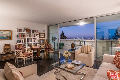 West Hollywood Condo/Townhouse For Sale: 8787 Shoreham Drive #309