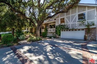 Brentwood, Calabasas, West Hills, Woodland Hills Single Family Home For Sale: 2323 Stokes Canyon Road