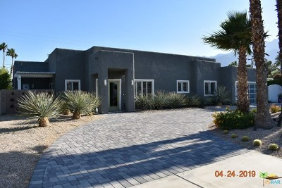 Palm Springs Single Family Home For Sale: 2345 E Francis Drive